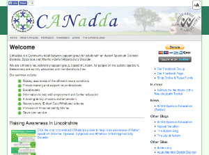 CANadda - Website produced in WordPress